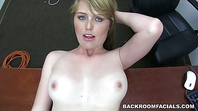 Teen close up shaved pussy penetration